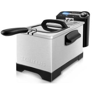 Friteuza Taurus Professional 3 Plus, 2100W, 3l, Inox imagine