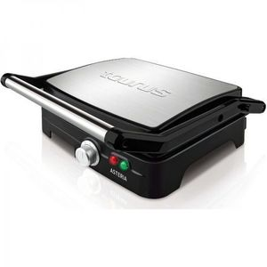 Gratar electric Taurus Asteria, 2200 W, Grill, Negru imagine