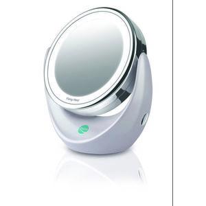 Oglinda cosmetica electrica DAGA EF- 50 (Alb) imagine