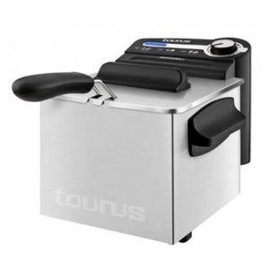 Friteuza Taurus Professional 2, 1700W, 2L, Termostat reglabil (Inox) imagine
