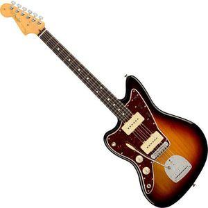 Fender American Professional II Jazzmaster RW LH 3-Color Sunburst imagine