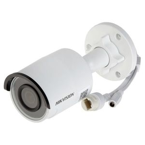 Camera supraveghere exterior IP Hikvision DS-2CD2023G0-I, 2 MP, IR 30 m, 2.8 mm imagine
