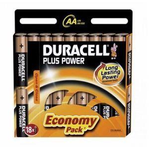Baterie Duracell Basic AA LR06, 18buc imagine