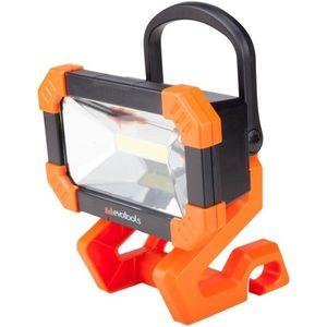 Proiector LED mobil cu acumulator Evotools 678658, 4W, IP44, 6500 K imagine