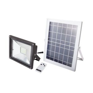 Proiector LED cu Incarcare Solara si Telecomanda Putere 3.5W (Set) imagine