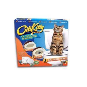 CitiKitty Cat Toilet Training Kit imagine
