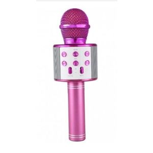 Microfon Karaoke Wireless, Roz imagine