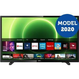 Televizor LED Philips 80 cm (32inch) 32PHS6605/12, HD Ready, Smart TV, CI+ imagine