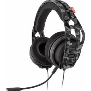 Casti Gaming Plantronics RIG 400HX Urban Camo pentru Xbox One (Negru/Gri) imagine