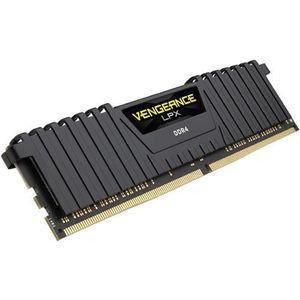 Memorie Corsair Vengeance LPX Black DDR4, 1x8GB, 2666 MHz, CL 16 imagine