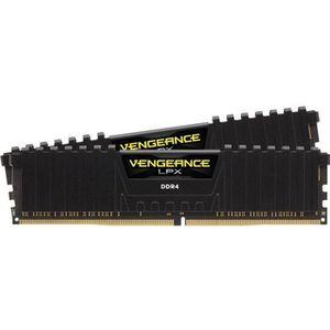 Memorii Corsair Vengeance LPX Black DDR4, 2x8GB, 3200 MHz, CL 16 imagine