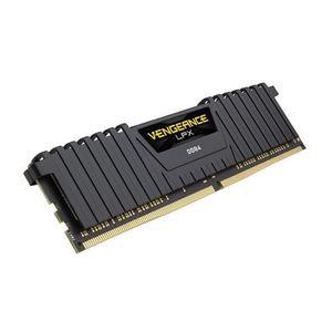 Memorie Corsair Vengeance LPX Black DDR4, 1x8GB, 3000 MHz, CL 16, 1.2V imagine