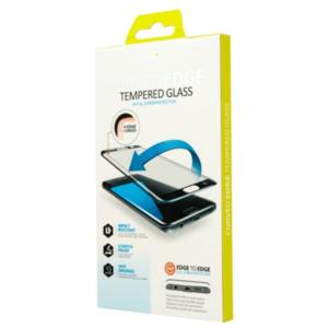 Folie Protectie Sticla Temperata Curbata Lemontti pentru Nokia 6 (Transparent/Negru) imagine