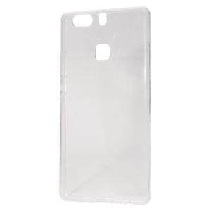 Protectie Spate Lemontti Ultraslim LEMSILSLIMP9PLCL pentru Huawei Ascend P9 Plus (Transparent) imagine