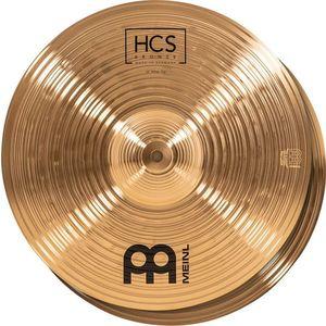 Meinl HCS Bronze Cinel Hi-Hat imagine