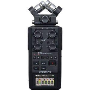 Zoom H6 Recorder portabil imagine