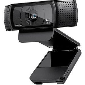 Camera Web Logitech HD Pro C920 imagine
