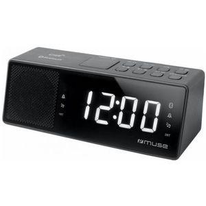 Radio cu ceas Muse M-172 BT, NFC (Negru) imagine