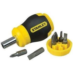 Surubelnita magnetica Stanley cu 6 biti imagine