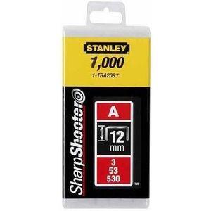 Pachet 1000 capse Stanley 12 mm imagine