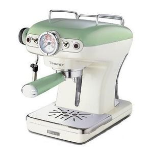 Espressor cu pompa Ariete 1389 CR/GR, (Verde) imagine