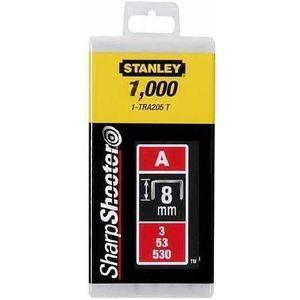 Pachet 1000 capse Stanley 8 mm imagine