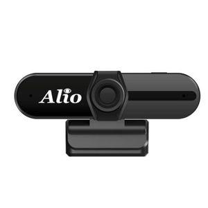Alio FHD60 camere web 2, 07 MP USB 2.0 Negru AL0060 imagine