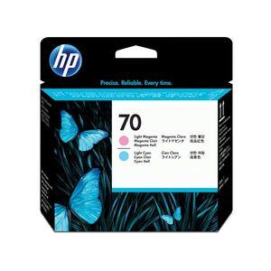 HP 70 capete de imprimantă Cu jet de cerneală C9405A imagine