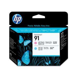 HP 91 capete de imprimantă Cu jet de cerneală C9462A imagine