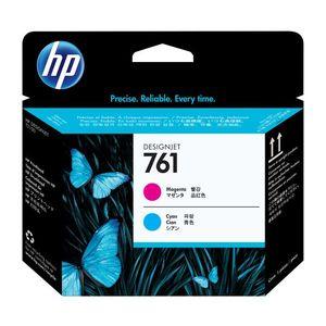 HP 761 capete de imprimantă Cu jet de cerneală CH646A imagine
