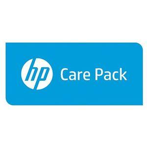 HP Svc UZL Înlocuire avans Staţie andocare, 4 ani UJ392E imagine