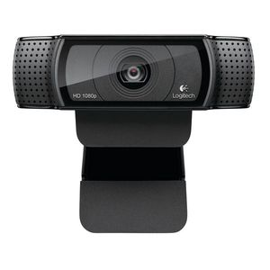 Logitech C920 HD Pro camere web 15 MP 1920 x 1080 Pixel USB 960-001055 imagine
