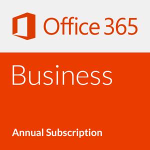 Microsoft 365 Apps for business - Abonament anual 5C9FD4CC-EDCE_12m imagine