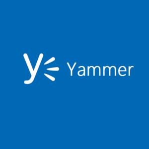 Yammer Enterprise - Abonament lunar (o lună) A3F4AB4E-6239 imagine