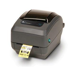 Zebra GK420t imprimante pentru etichete De transfer GK42-102220-000 imagine
