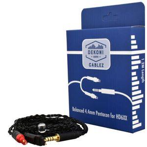 Dekoni Audio Cablu pentru căşti Sennheiser HD600 Series imagine