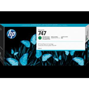 Cartus InkJet HP DesignJet 746 300ml Chromatic Green imagine