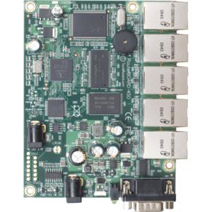 Router Mikrotik RB450 5x10/1000 Ethernet (PoE) imagine