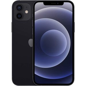 Telefon Mobil Apple iPhone 12 64GB Flash Nano SIM + eSIM 5G Black imagine