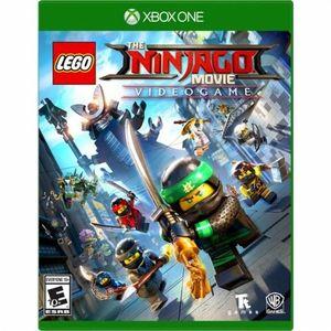 Lego Ninjago Movie - Xbox One imagine