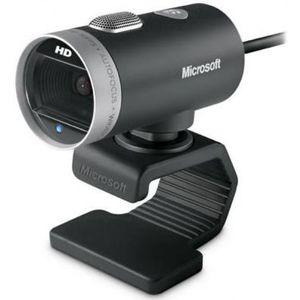 Camera Web Microsoft L2 LifeCam Cinema (Neagra) imagine
