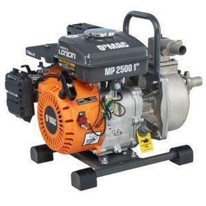 Motopompa O-MAC MP 2500, 1.8 kW, 2.5 CP, Benzina fara plumb imagine