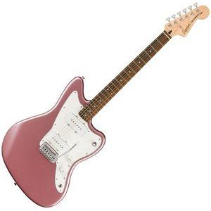 Fender Squier Affinity Series Jazzmaster LRL WPG Burgundy Mist imagine