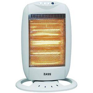 Radiator halogen Zass HS 01, 1200W imagine