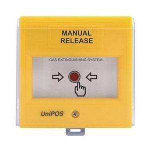Buton manual activare stingere UniPOS FD3050Y imagine