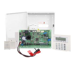 Sistem alarma antiefractie wireless Satel VERSA 5, 2 partitii, 5-30 zone, 4-12 iesiri PGM, 30 utilizatori imagine