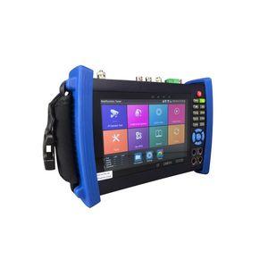 Tester CCTV profesional AY-TC1086IP-MOVTIP-P, ecran tactil 7 inch, 4K, WiFi, control PTZ, multimetru digital imagine