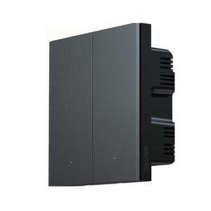 MixSwitch Smart cu 2 intrerupatoare Orvibo T40W2Z, Zigbee, control de pe telefon imagine