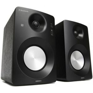 Boxe Horizon HAV-M1100W, Bluetooth (Negru) imagine