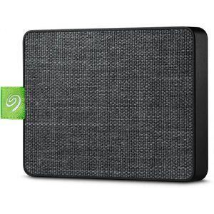 Hard Disk SSD Seagate Ultra Touch 500GB USB 3.0 & Type-C Negru imagine